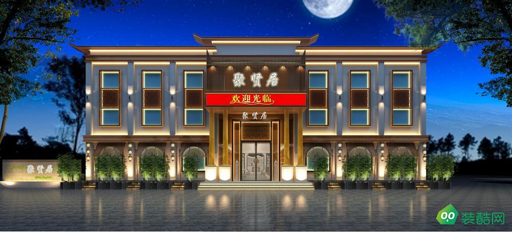 瑞祥装饰800平中餐厅