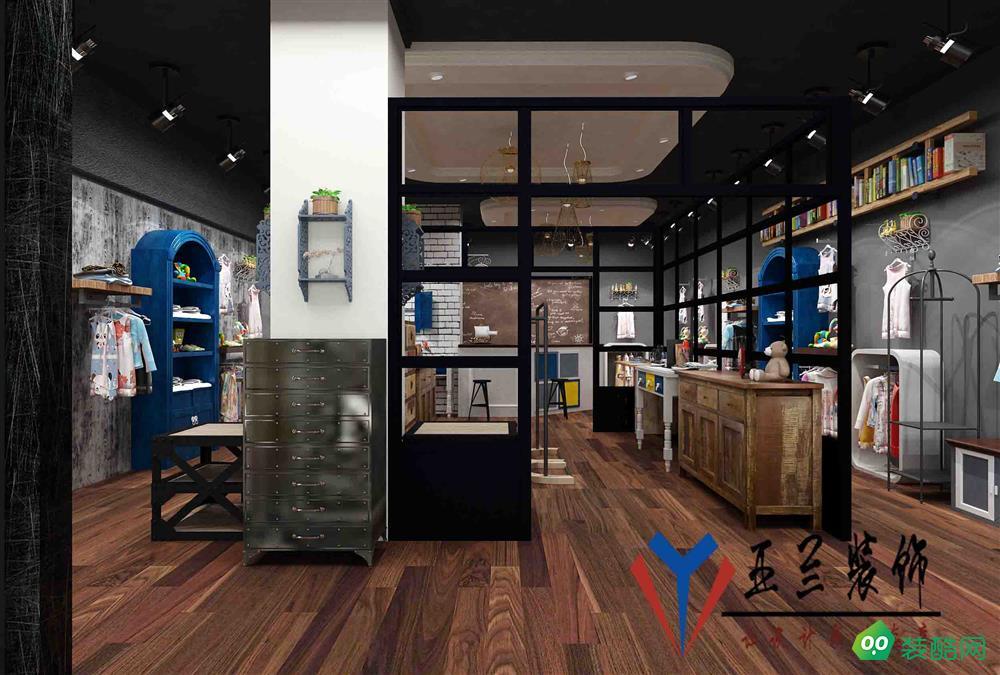 合肥服裝店裝修,童裝店裝修,內衣店裝修。