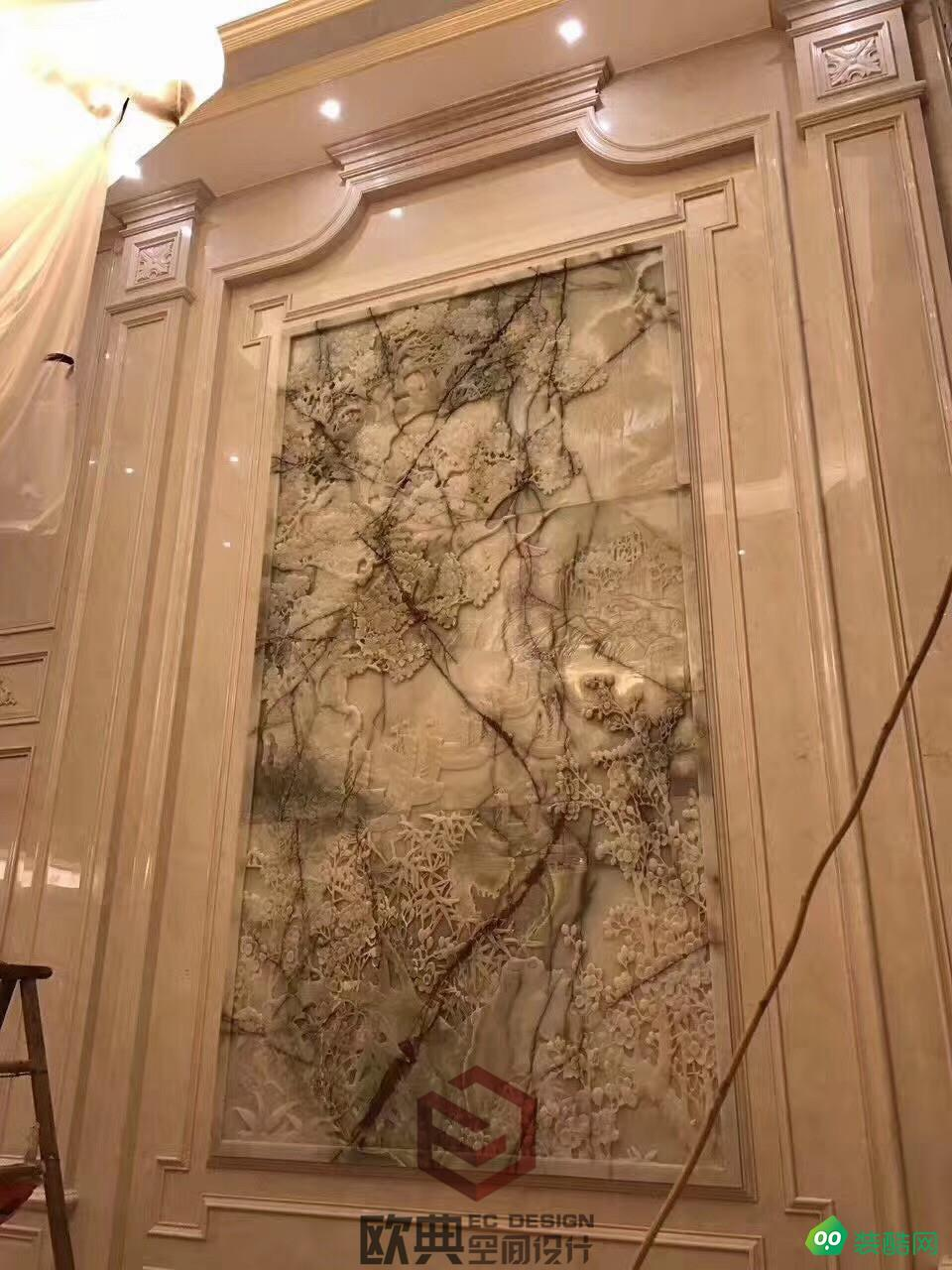 泰興1000平米歐式風格別墅裝修