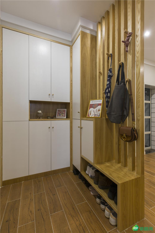 奉節130㎡三室兩廳北歐風格裝修設計案例