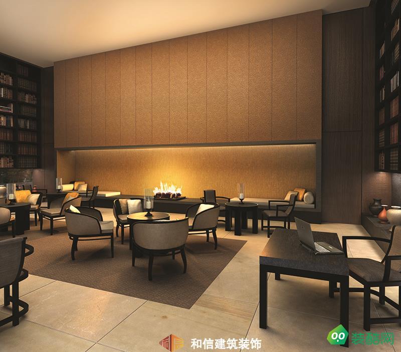 成都酒店装修设计公司-越洋璞丽酒店