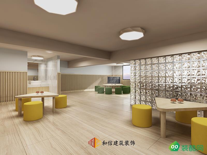 成都商鋪裝修設計公司-資陽溫馨雅園蛋糕店