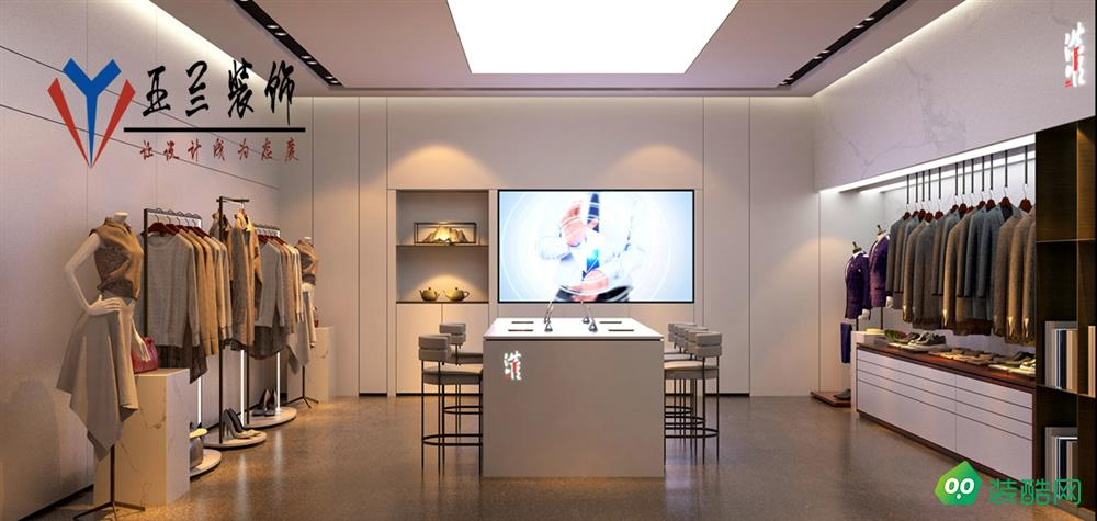 合肥服裝店裝修,服裝店設計,時尚盡在亞蘭。