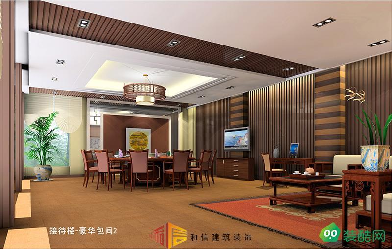 成都酒店裝修設計公司-蒼溪梨博園酒店