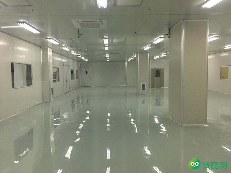 沙井彩鋼板隔墻裝修公司深圳凈化廠房翻新裝修