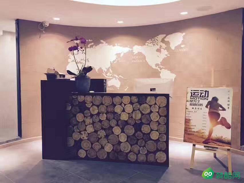 【蘇州阿卡莫設計】巔峰健身工作室(現代簡約)