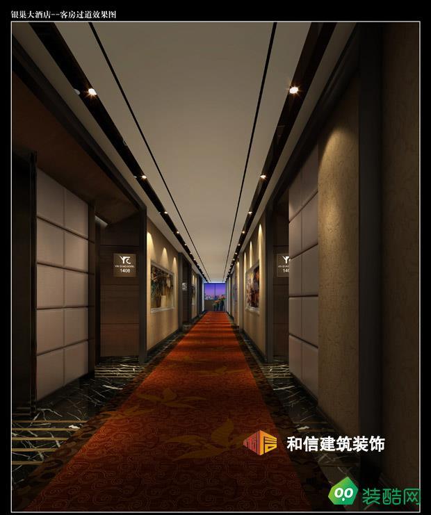 成都酒店装修设计公司-银巢酒店