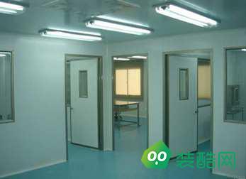 松崗廠房水電安裝工程深圳凈化車間裝修公司