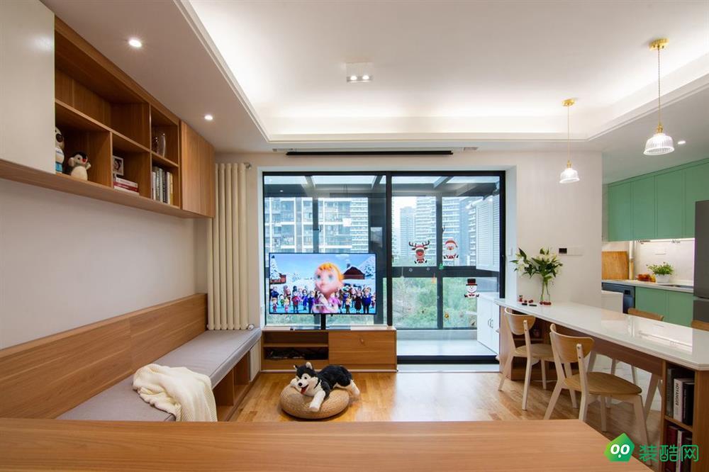 【92平日式雅居】两房改三房,还多出一个厨房