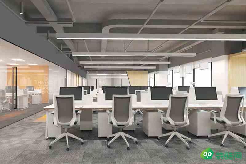 松崗工廠辦公室規劃裝修深圳凈化車間裝修公司