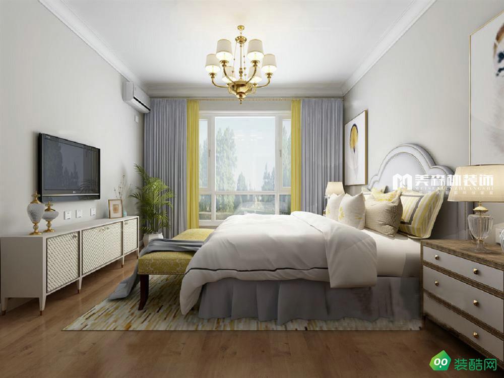 【美森林装修案例】卧室装修效果图