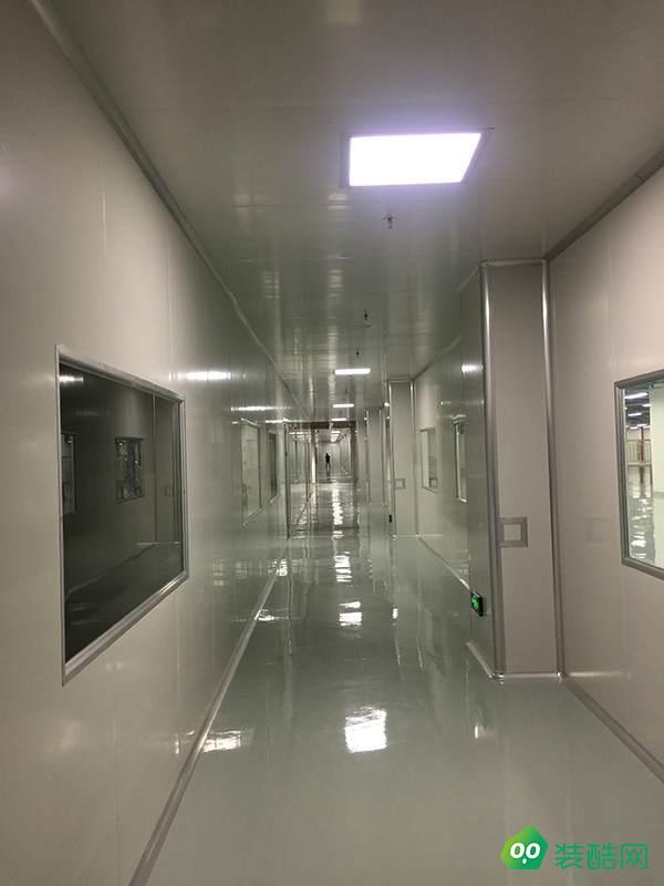 沙井600平方米廠房裝修深圳凈化車間裝修公司