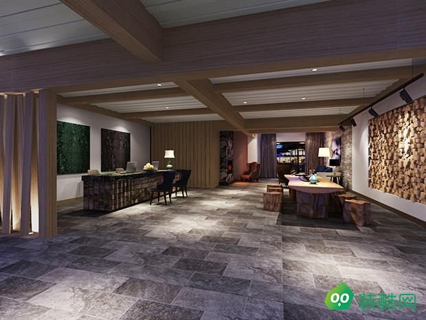 仙女山长松国际大酒店装修案例图片
