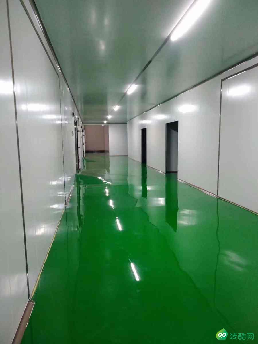 深圳潔凈車間裝修公司 福永廠房辦公室設計裝修