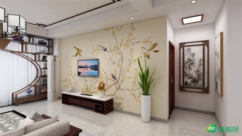 廊坊華潯品味裝飾-新中式風格