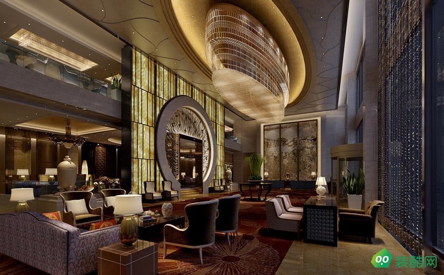颐和尚景酒店设计装修案例图片