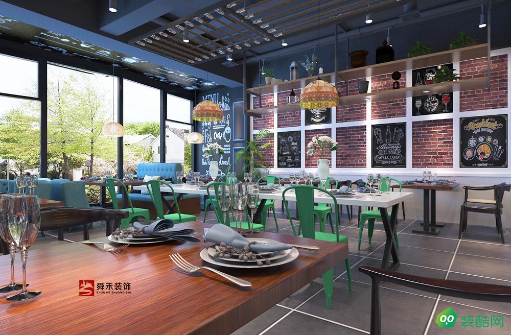 济南现代西餐厅装修设计公司