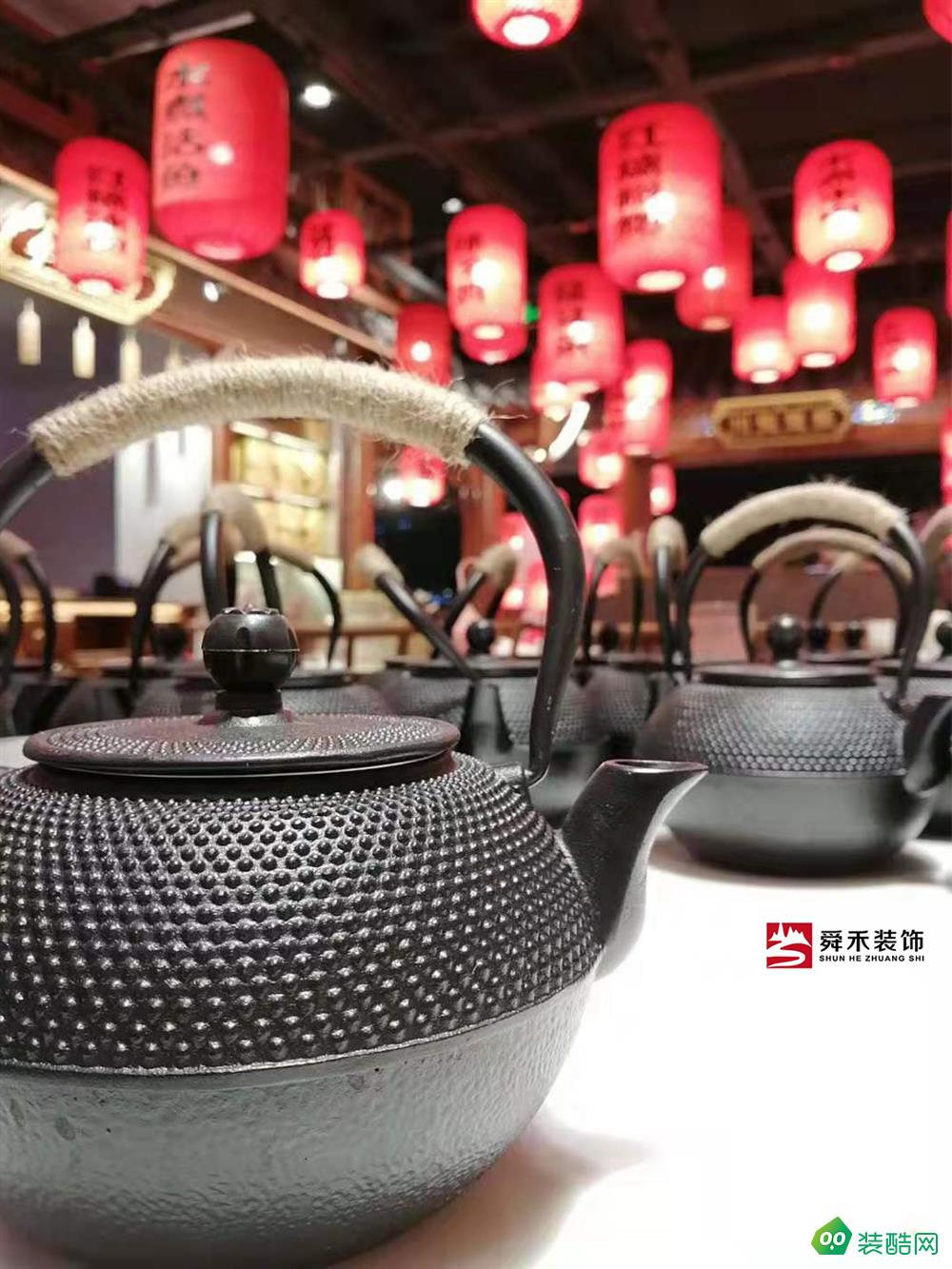 济南川菜馆火锅店川菜餐厅装修设计公司