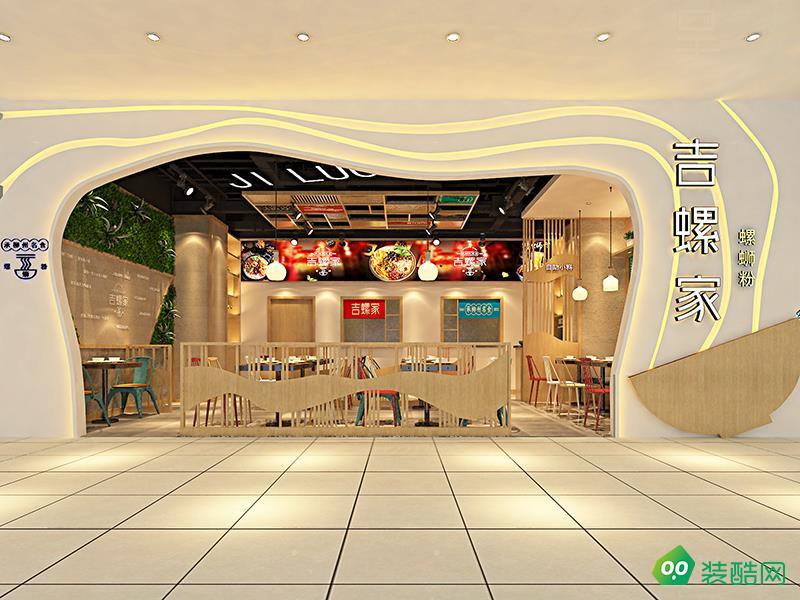 济南专业做商场餐厅餐饮店设计的装修公司