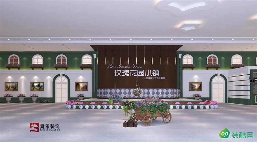 青岛餐饮品牌餐厅装修设计--山东舜禾章鱼直播间章鱼直播app官网