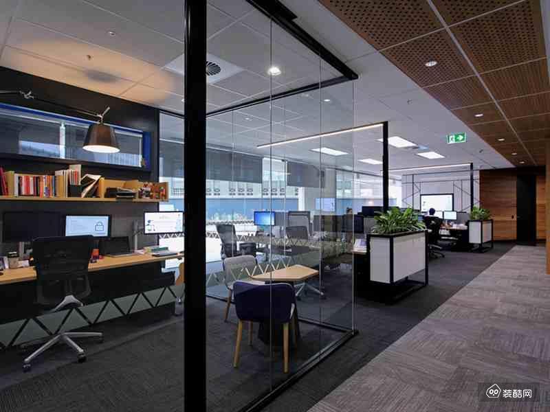沙井玻璃隔墙装修 福永办公室翻新 宝安厂房改造