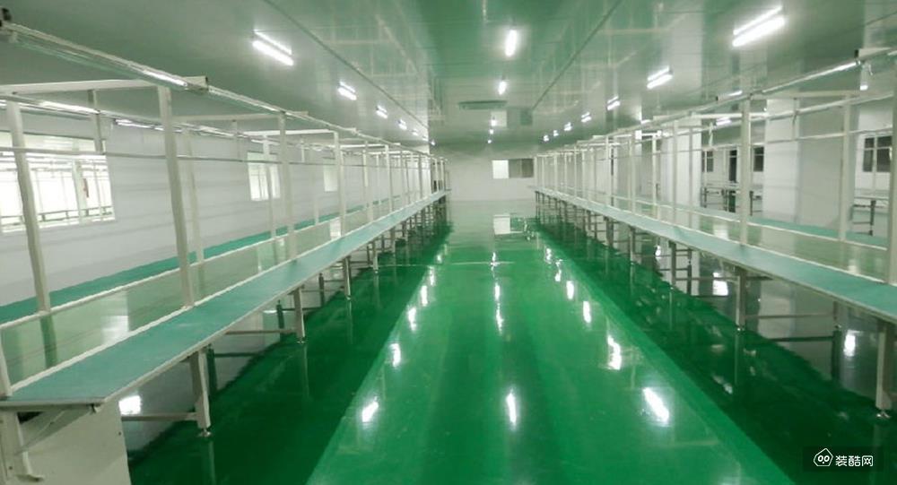 深圳写字楼设计装修 福永办公室改造工程装修