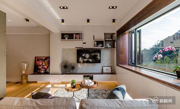 两居室简约装修风格