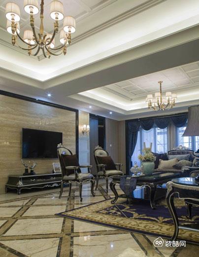 新古典两居室风格
