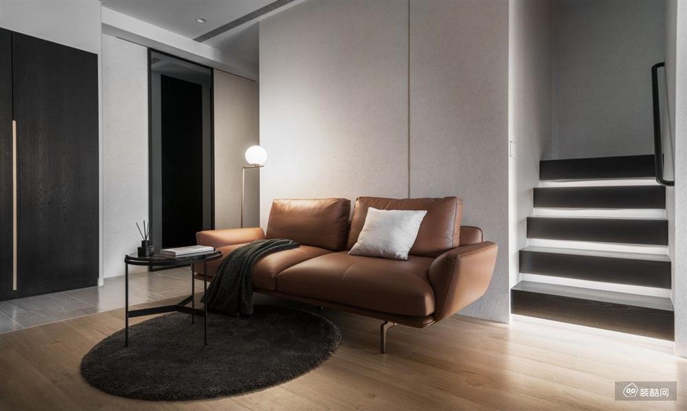 两居室的搭配,简单而舒适的到诶