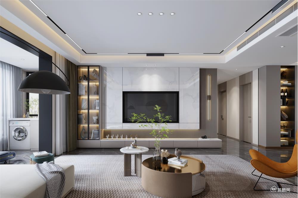 枫叶新新家园160㎡  轻奢风格