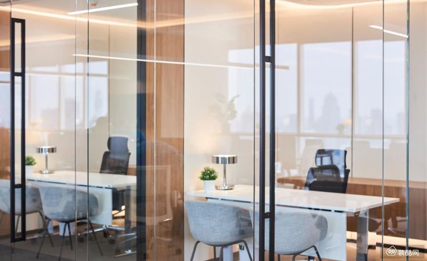 北京460平米现代风格办公室装修效果图