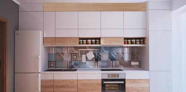 厨房收纳怎么更方便?你还缺个开放式搁架