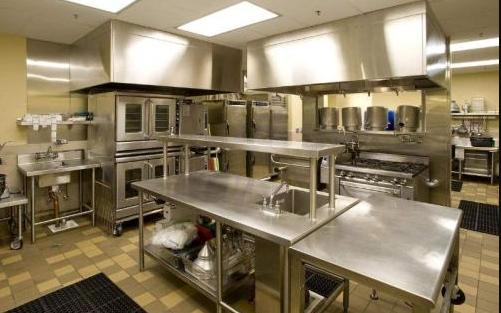 餐饮店厨房装修有哪些要求?合理与安全都不能忽视