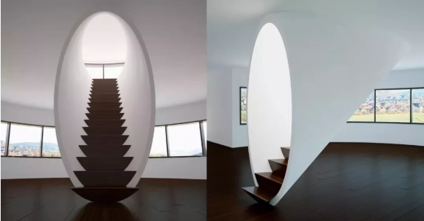悬浮式- 直梯