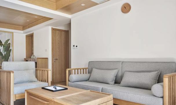 日式客厅装修