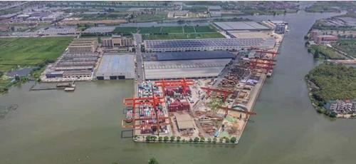 绍兴港建材园区