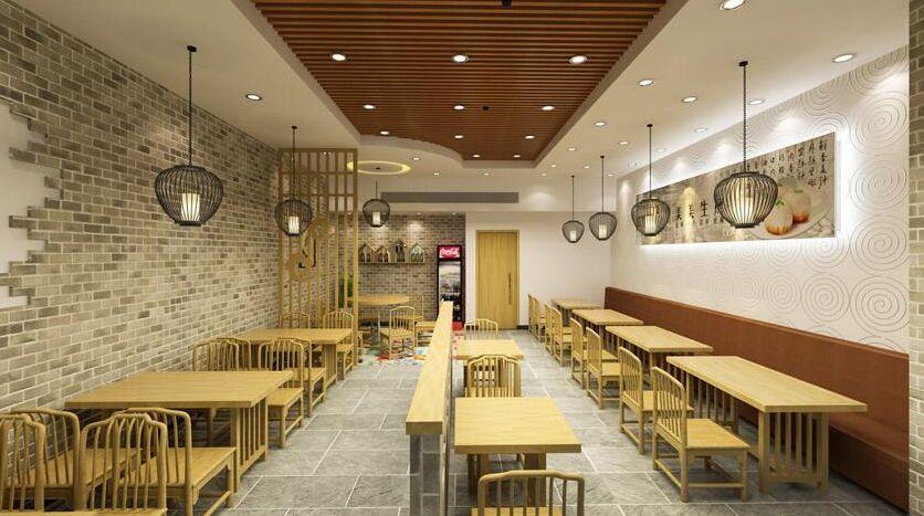 广州好的餐厅装修公司推荐-月亮湾装饰