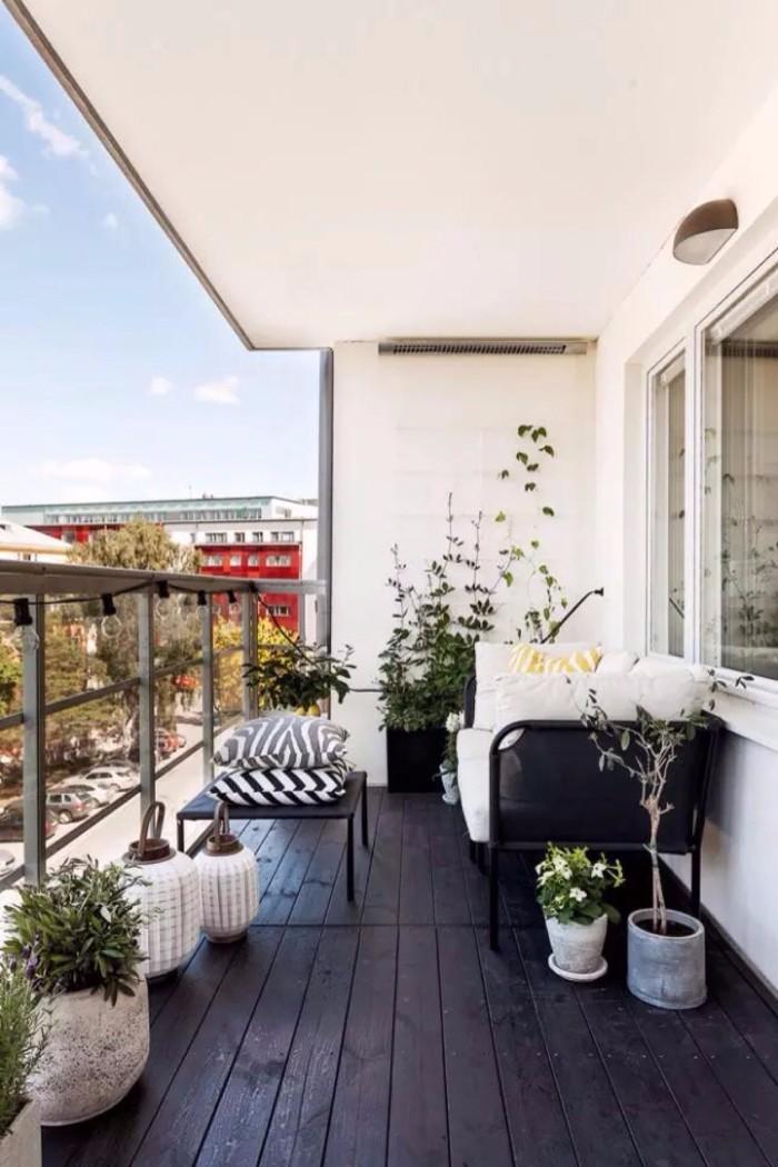 最流行的4种阳台设计,值得收藏借鉴!