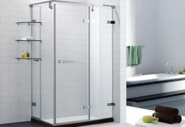绿色家装饰 浴室这么装修,用20年都清爽干净!