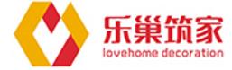 四川乐巢筑家装饰有限公司的Logo