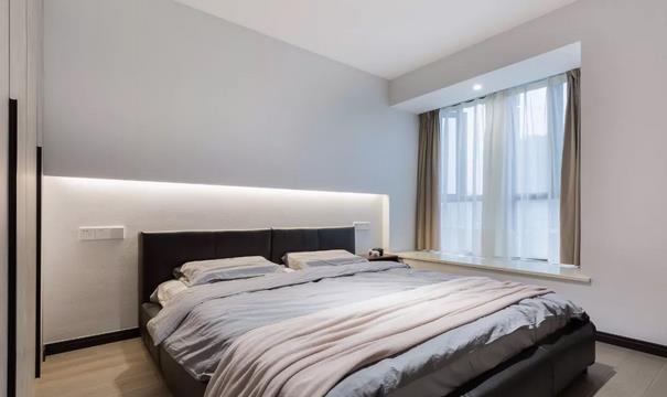两居室卧室装修