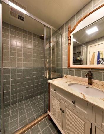 装修日记:90平美式两居室,17万全包很值得