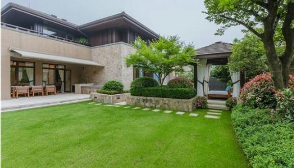67200万380平中式别墅装修,中国都爱的禅意别墅装修