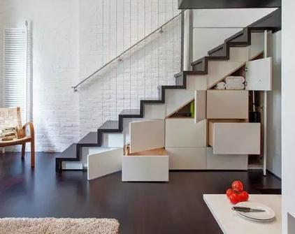 楼梯装修设计怎样实用又漂亮?复式、别墅必备楼梯装修设计