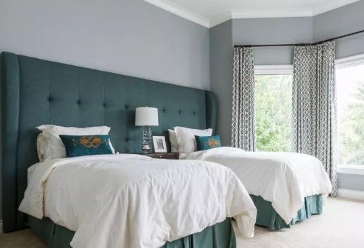 客卧怎么装修不浪费?合理装修让客卧更实用