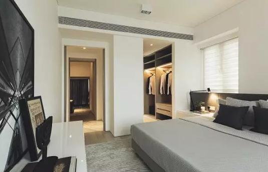 卧室卫生间能不能改成衣帽间?新房改衣帽间注意事项