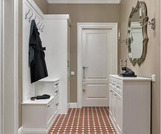 入户鞋柜怎么装修更实用?让门厅柜子发挥最大作用