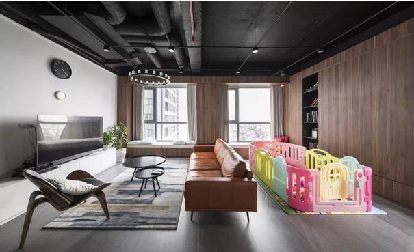 现代客厅应该怎么装修设计?赶紧抛弃传统客厅装修
