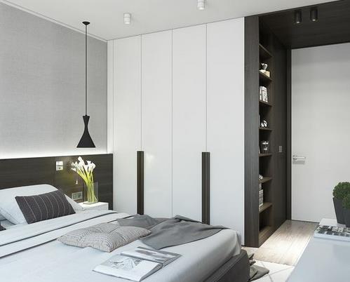 入墙式衣柜怎么做更好?实用又好看的入墙式衣柜设计推荐