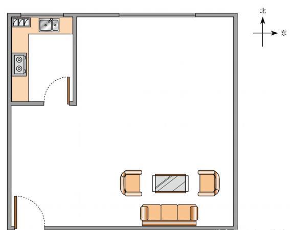 住宅风水:6套吉祥住宅户型,助家业兴旺,财运亨通